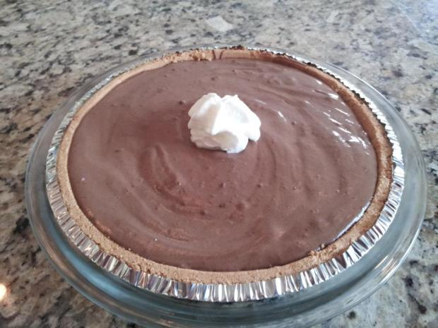 Chocolate-Shakeology-Pie